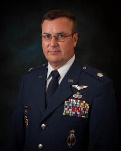 Jeff Gardner '82, Lt. Col. USAF (Ret.)