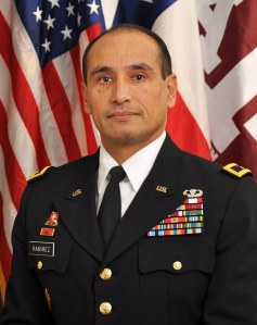 Joe E. Ramirez, Jr. '79, Brigadier General, USA (Ret.)